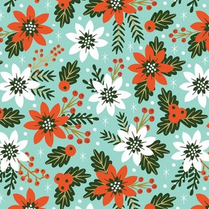 Jolly Winter Floral