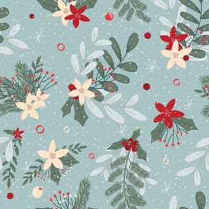 holiday_winter_floral_light_blue