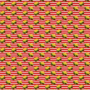 Cheeseburger Sliders micro