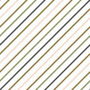Blush Candy Cane Stripe-4x4
