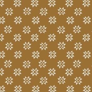 Golden Quilt-3x3