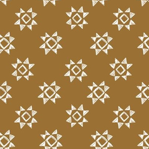 Golden Quilt-5x5
