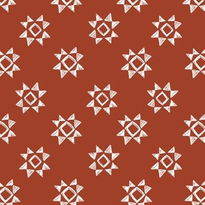 Rust Quilt-5x5