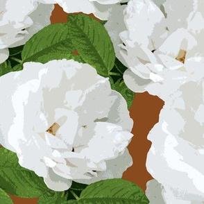 White Rose Cinnamon