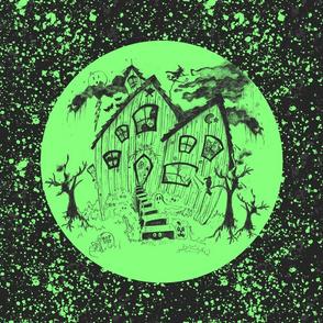 Happy Haunted House Halloween (Smaller)