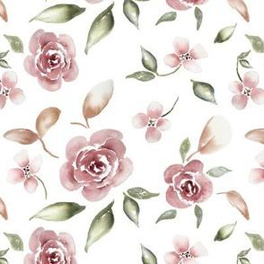 Dawn Roses