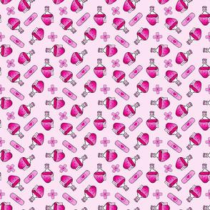 Love Heals All - Pink