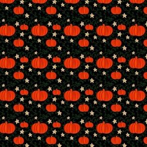 Project 1081   Pumpkins & Stars