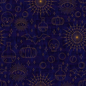 Mystical Halloween - Midnight