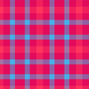 Not for Naught and Crosses Plaid