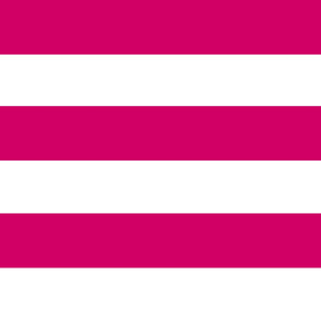 Larger Friendly Stripes. Pink