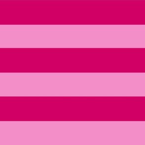 Friendly Stripes. Pink and dark pink
