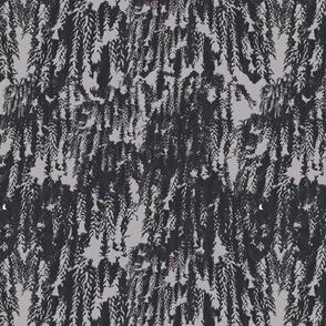 Forest Skyline (Grey)