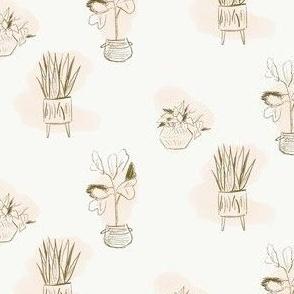 Sketchy Plant Life