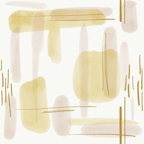 Brushstroke Abstract