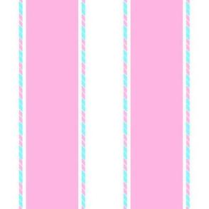 confectionary stripe rev