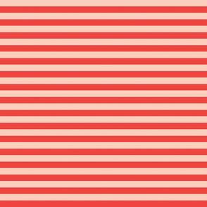 SPOOKY STRIPE red/pink