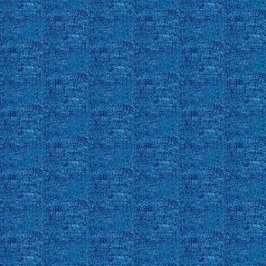 Textured Blue Shadows