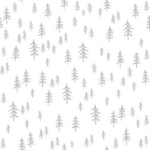 Trees - Lt Grey