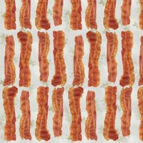 Draining Bacon