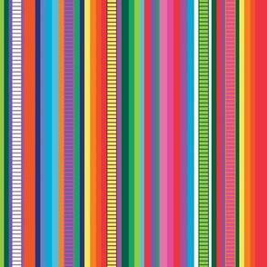 Serape Stripe-Traditional