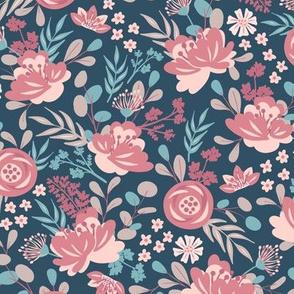 Autumn Bellerose - Blue Pink