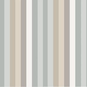 Shades of Gray Stripes