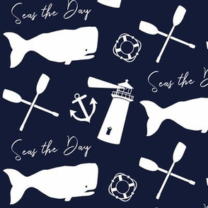 Seas The Day on Navy