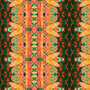 Fall Flowers - pattern 1