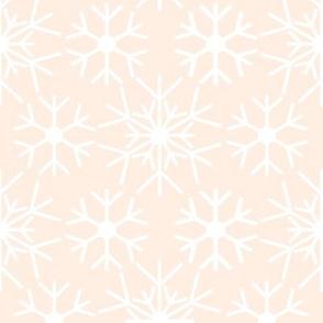snow flower beige