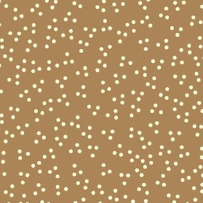 Dots 3 - Tan Ivory ©Julee Wood