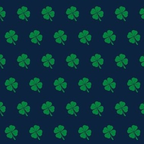 shamrock fabric - blue and irish green, irish fabric, irish fabric,  blue