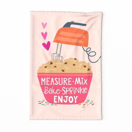 Measure Mix Bake