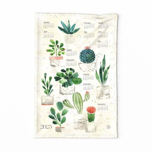 2022 Calendar: Plant Life - © Lucinda Wei