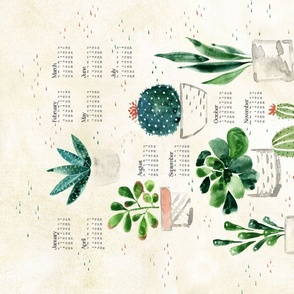 2021 Calendar: Plant Life - © Lucinda Wei