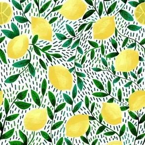 Lemons -White