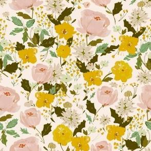 Evelyn's Vintage Floral