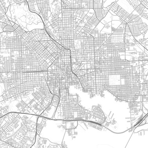 baltimore street lines 18x18