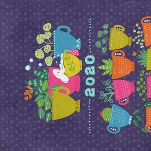 2020 Bubble Tea Towel