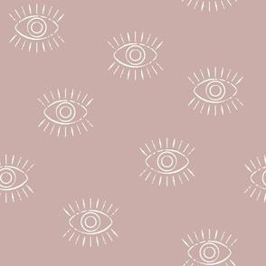 eyes - fading rose - LAD19