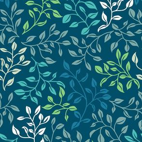 Leafy Tangle