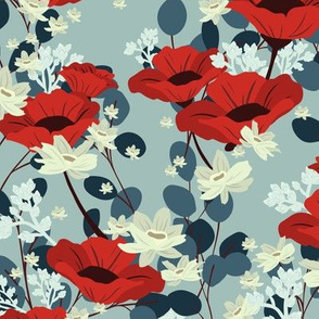 Gardenia Floral