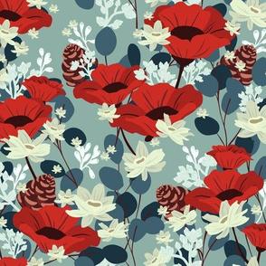 Gardenia Floral V02