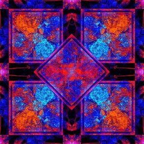 Hibiscus Squares