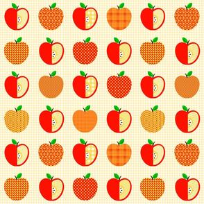 Apple Gingham