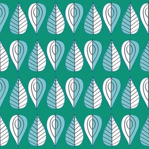 Leaves_green_ Solvejg J Makaretz