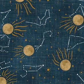 Moon Sparkle Zodiac