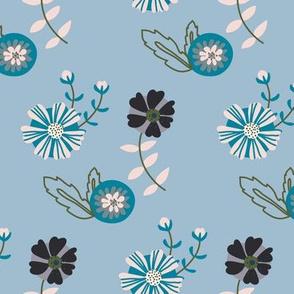 garden_floral_lt.blue_©Solvejg Makaretz