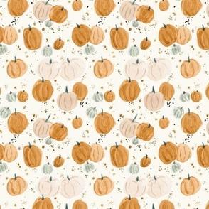 pumpkins and stars S