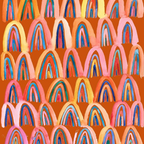 Terracotta Rainbows
